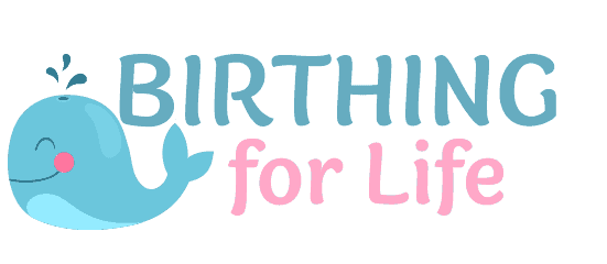 birthing for life logo