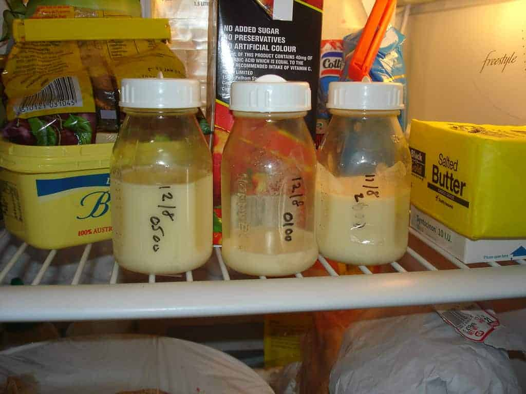 human breast milk