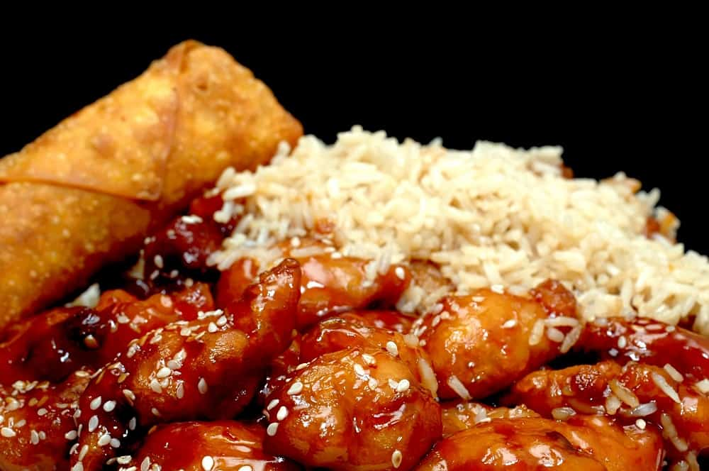 chinese food while pregnant