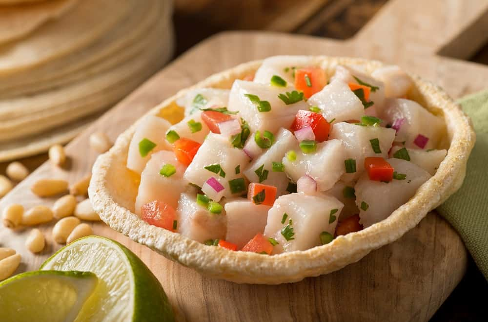 ceviche during pregnancy
