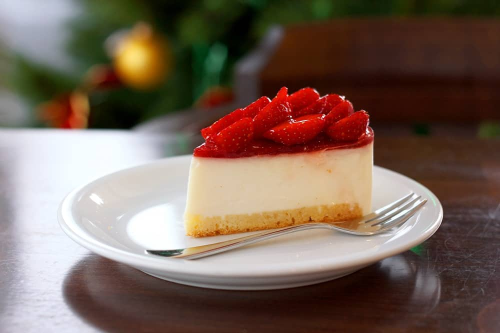 cheesecake safe during pregnancy
