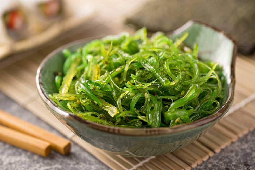 is seaweed safe during pregnancy