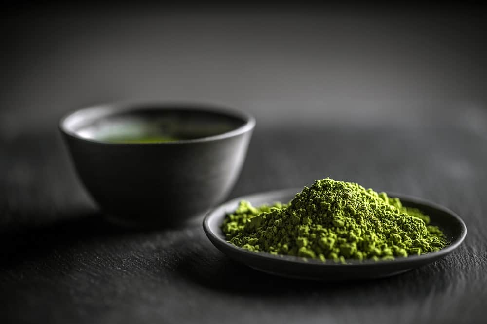 matcha tea during pregnancy