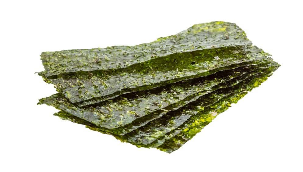seaweed nori sheets