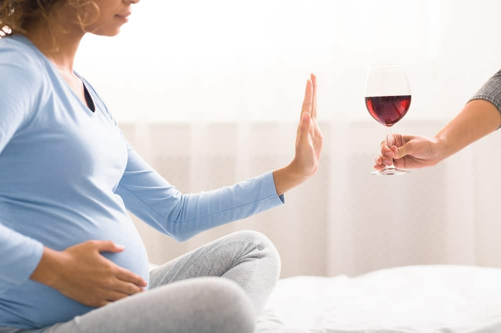 can you drink wine during pregnancy