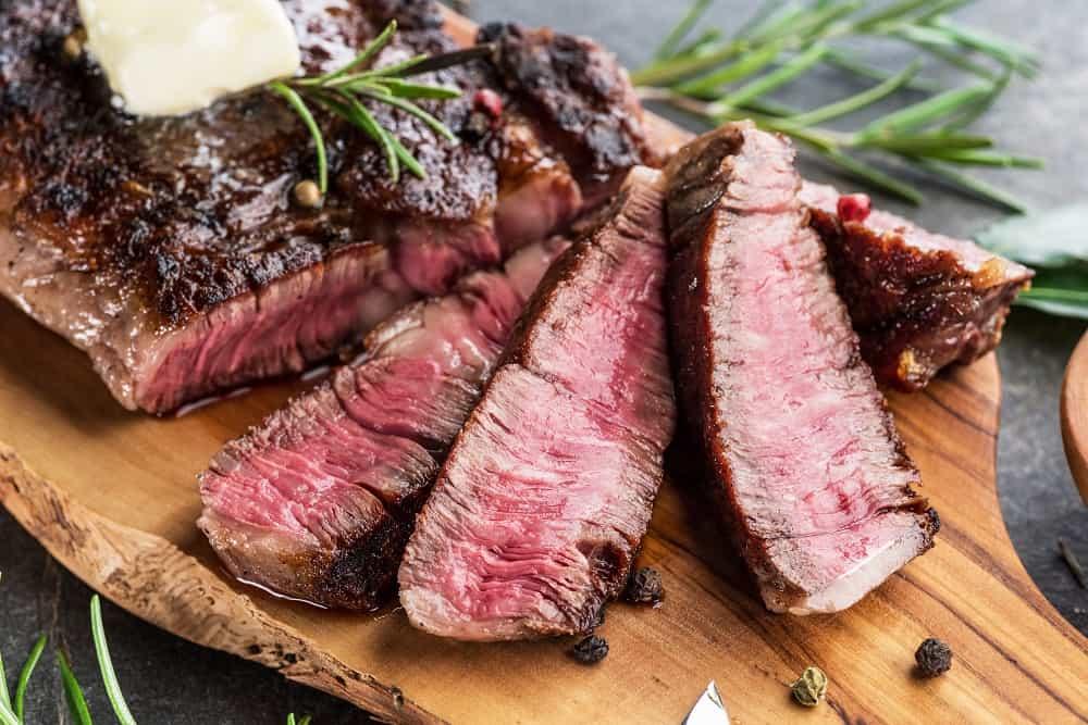 medium rare steak while pregnant