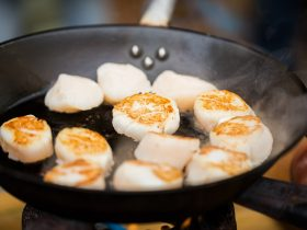 can you eat scallops while pregnant