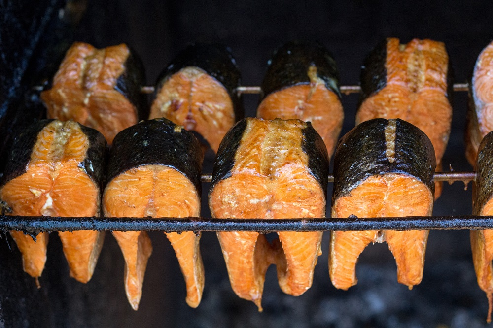 is smoked salmon safe during pregnancy