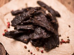 can you eat beef jerky while pregnant