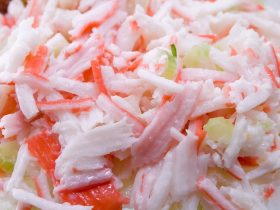 is imitation crab safe during pregnancy